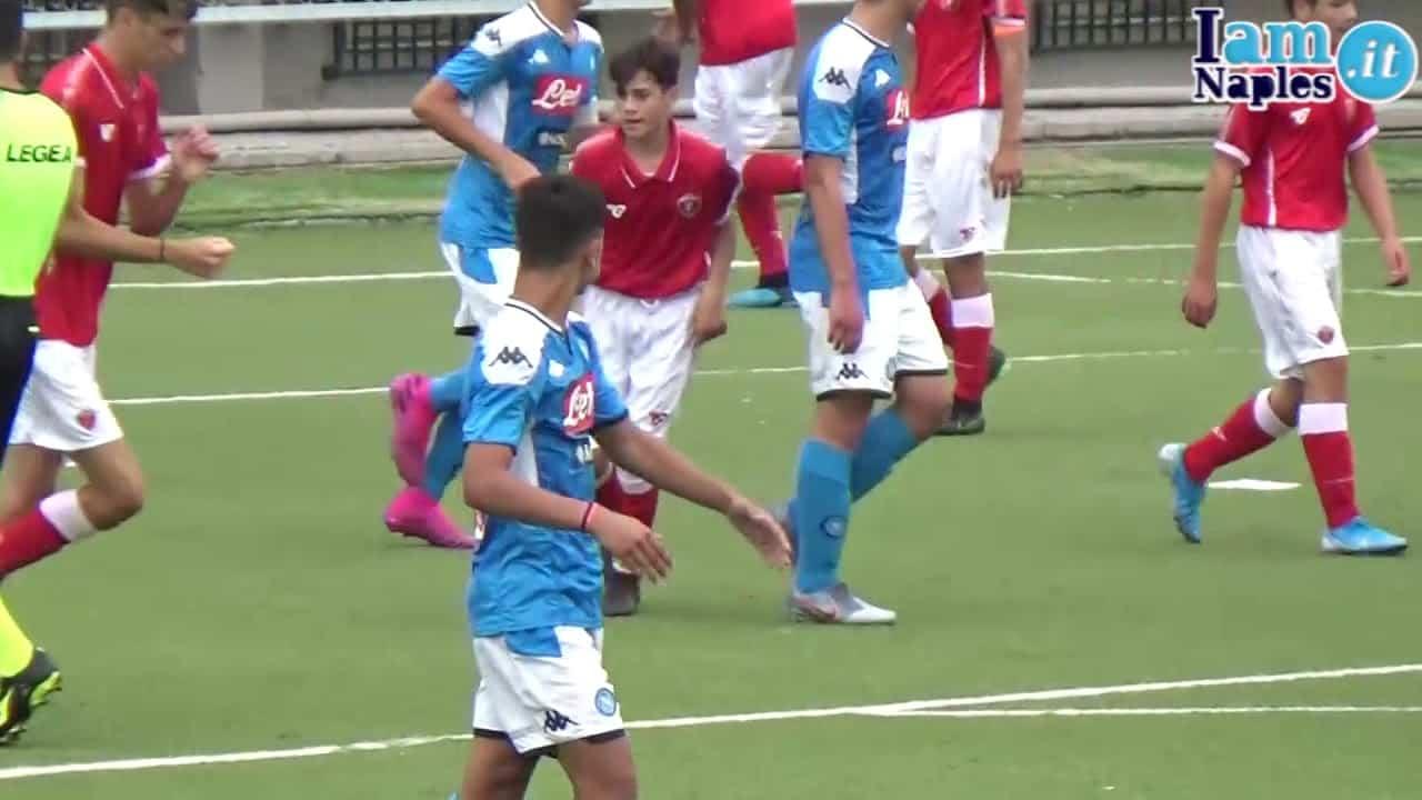 Under 15 video: Napoli-Perugia 2-1