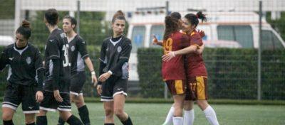 Serie B Femminile Roma Calcio Femminile Ol Cesena Arriva La Vittoria Zonacalciofaidate
