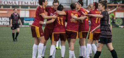 Serie B Femminile Roma Calcio Femminile Riozzese 2 2